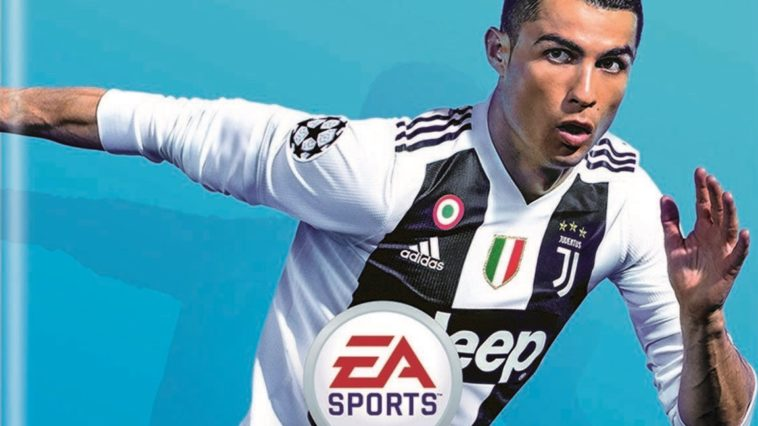 FIFA 19 Playstation 4 Game. CurateToys.com