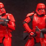 Star Wars Carbonized Sith Trooper. Action Figure