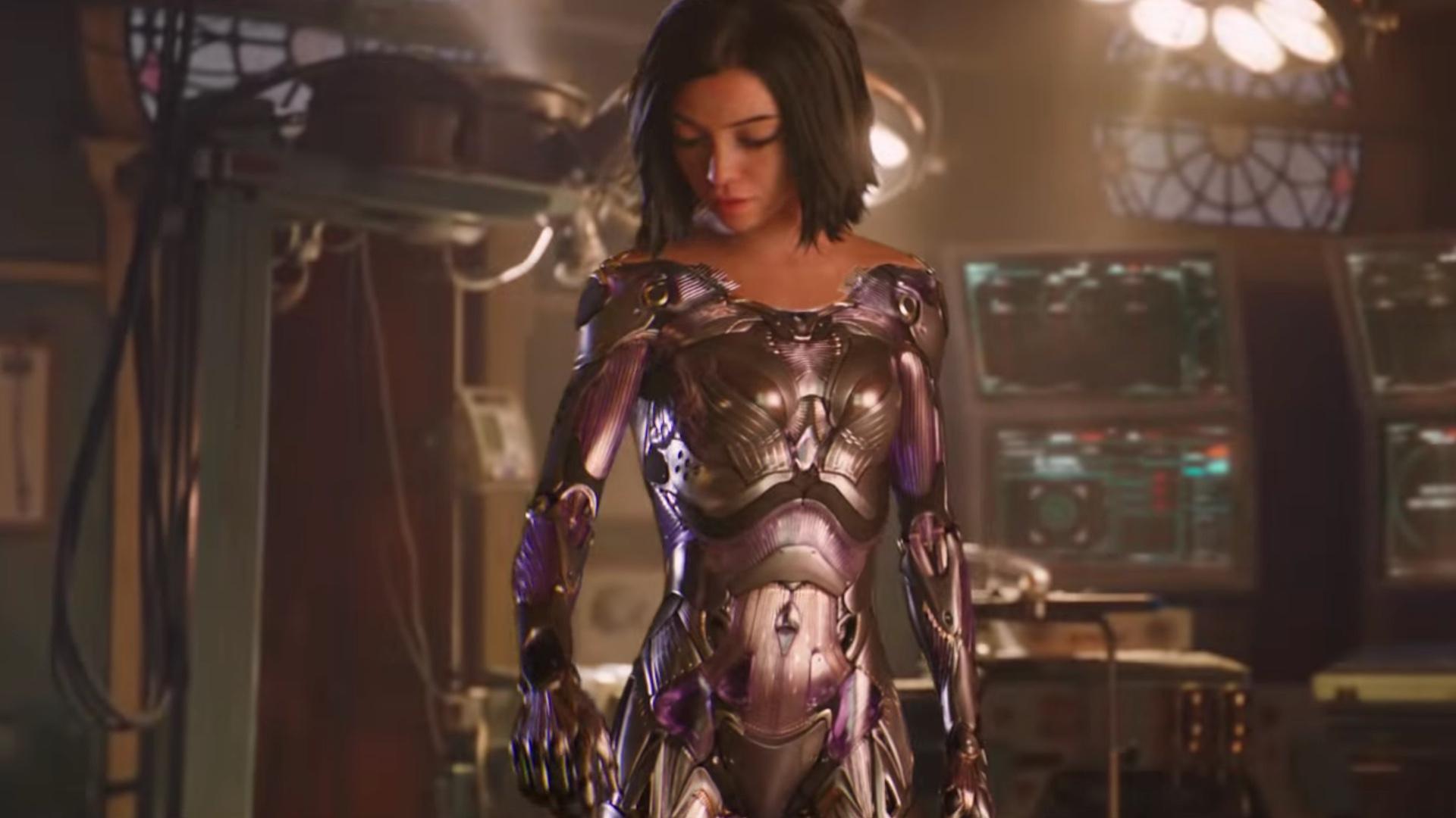 Alita Battle Angel 2 Will there be a Sequel-New Berserker Body