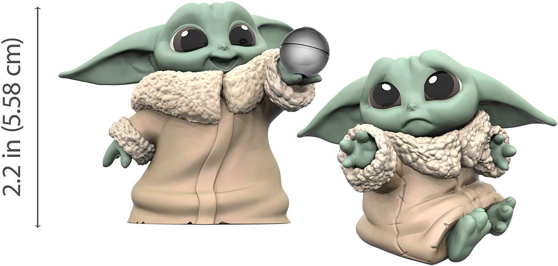Baby Yoda and Ball