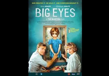 Big Eyes Starring Christoph Waltz