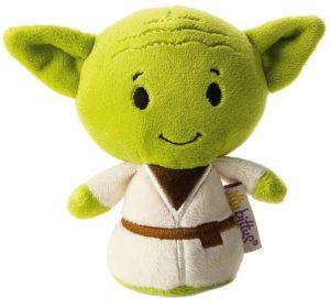 Plush Yoda Toy