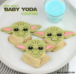 Baby Yoda Cookie Recipe