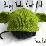 free Baby Yoda Patterns