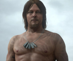 Death Stranding Review Q-PID Necklace