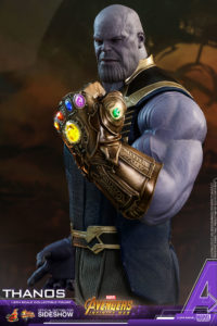 Hot Toys Thanos Action Figure Marvel
