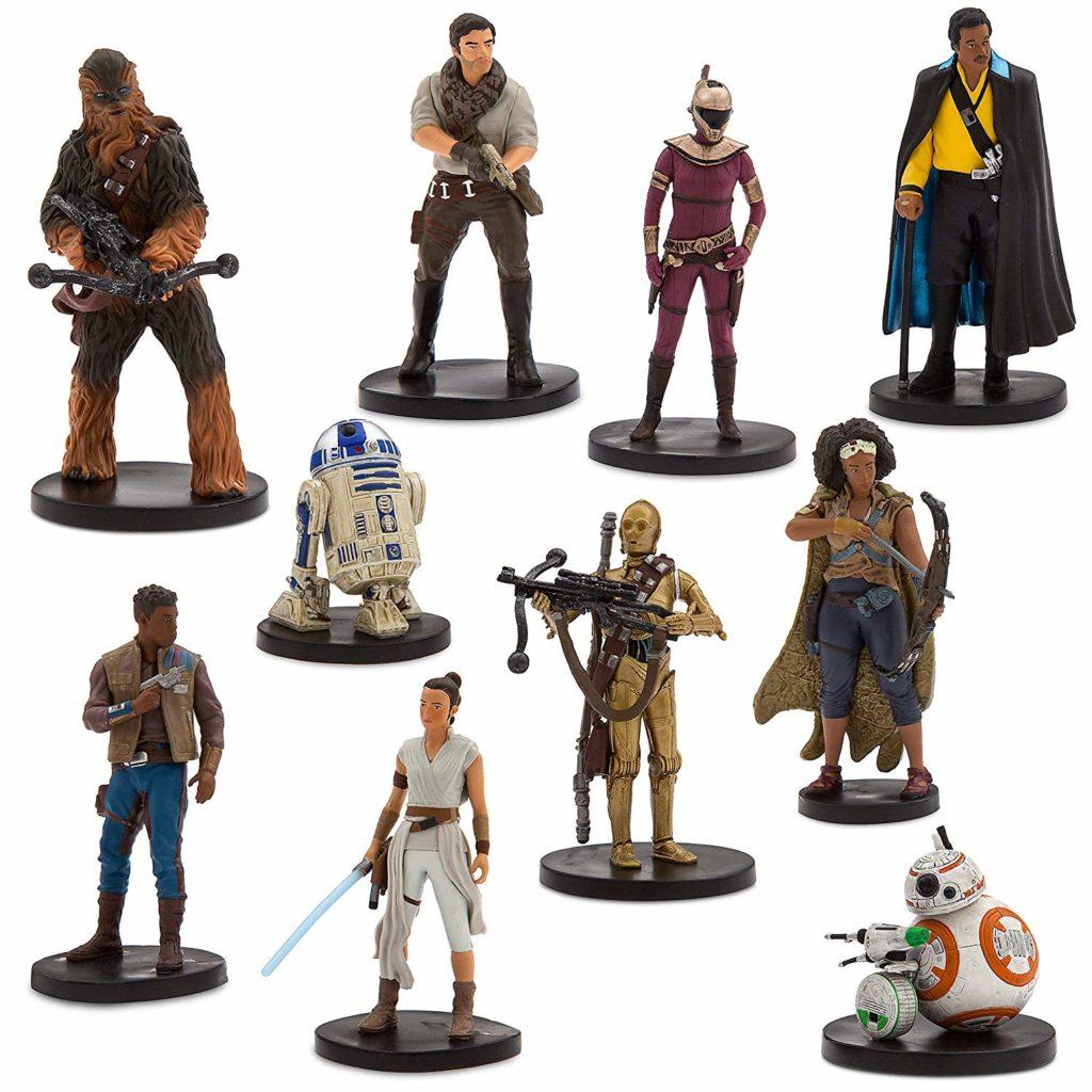 The Rise of Skywalker Action Figure Set