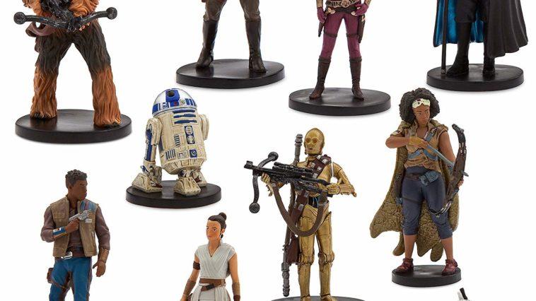 "Asorted ""Resistance"" figures"