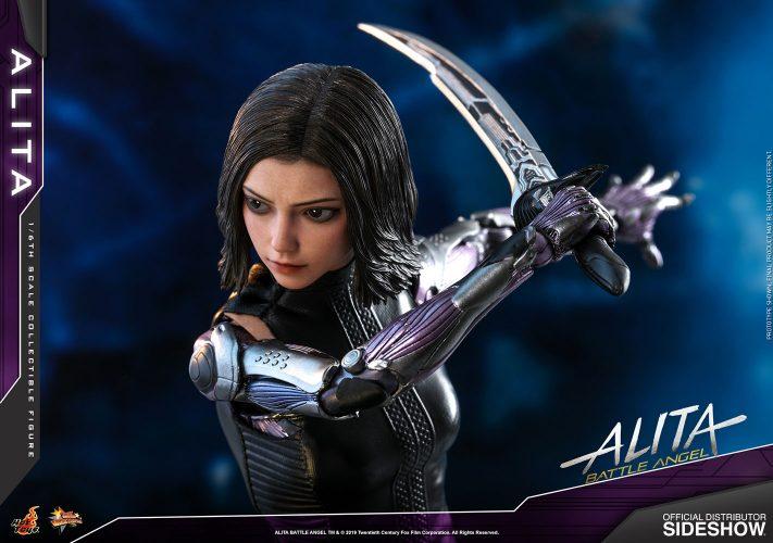 HotToys - Alita Battle Angel Demascus Blade