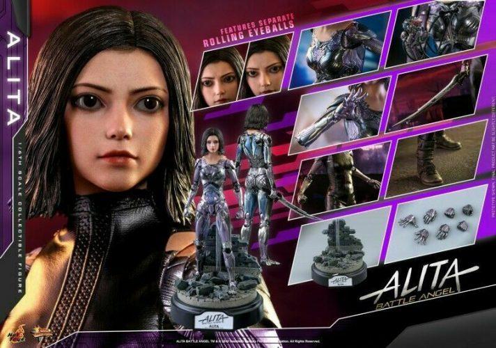Alita Battle Angel Hot Toys