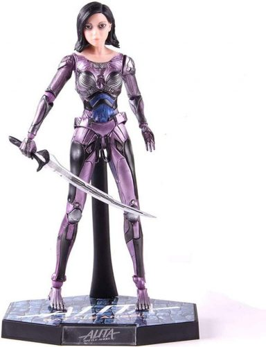 Xuda Alita Battle Angel - Movable Joint articulation