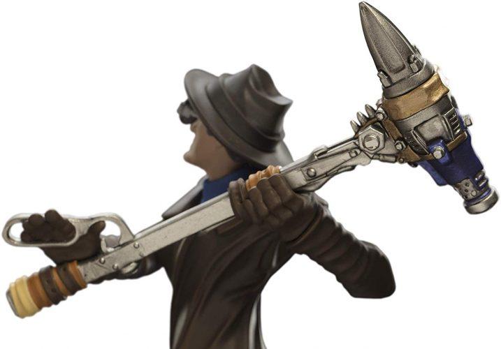 Weta Epics Mini -Dr Dyson Ido - Alita Battle Angel - detail