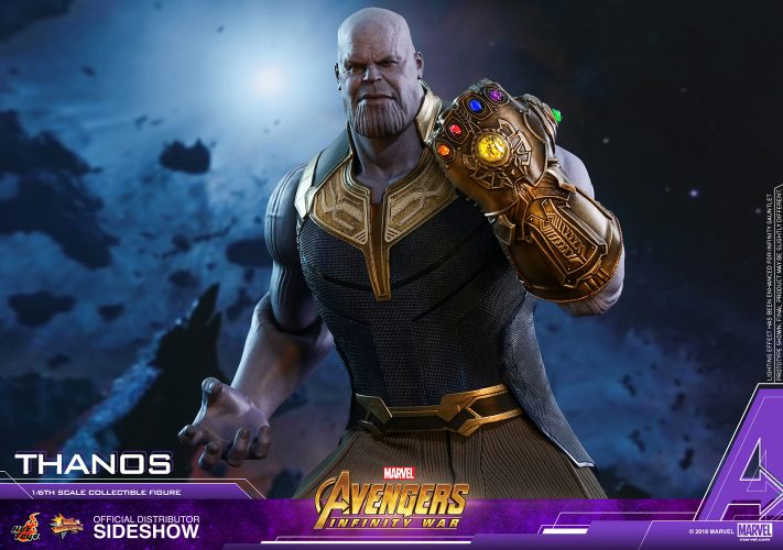 Hot Toys Thanos Action Figure Marvel-06
