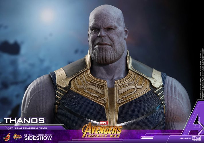 Hot Toys Thanos Action Figure Marvel-19