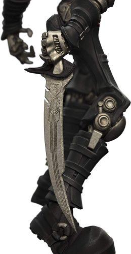 Weta Epics Mini -Zapan - Alita Battle Angel Demascus Blade